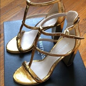 Prom heels size 5.5